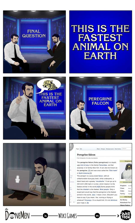 Sarkastische Webcomics von David Daneman The-Daneman_08