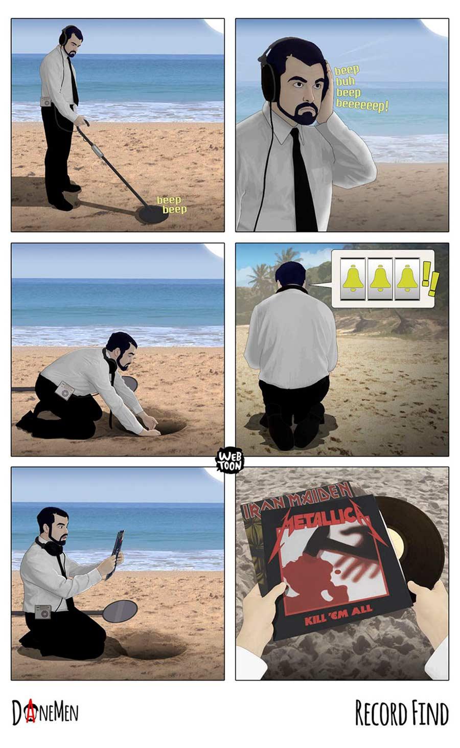 Sarkastische Webcomics von David Daneman The-Daneman_10