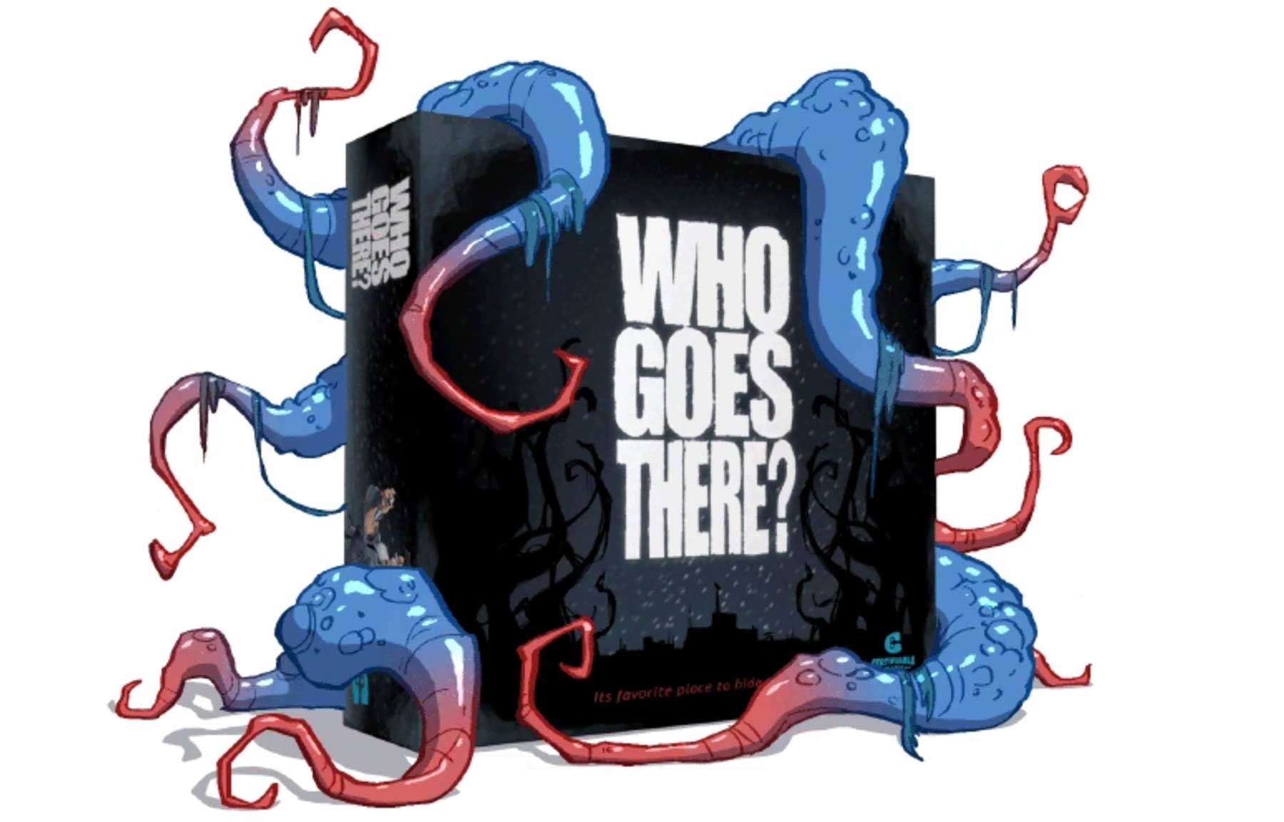 "Kickstarter-Spiel: ""Who Goes There?"""