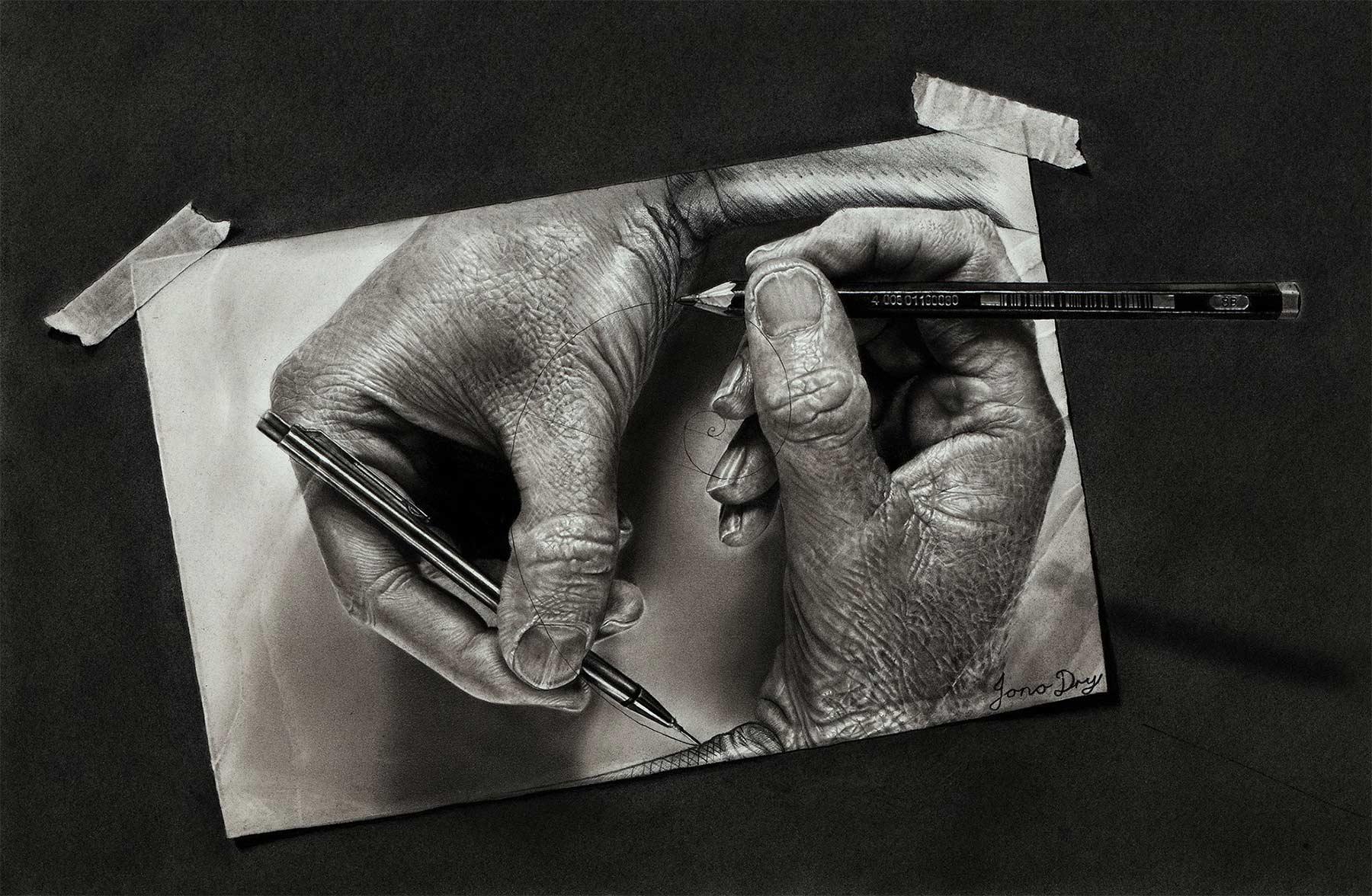 Zeichnungen: Jono Dry Zeichnungen-Jono-Dry_01