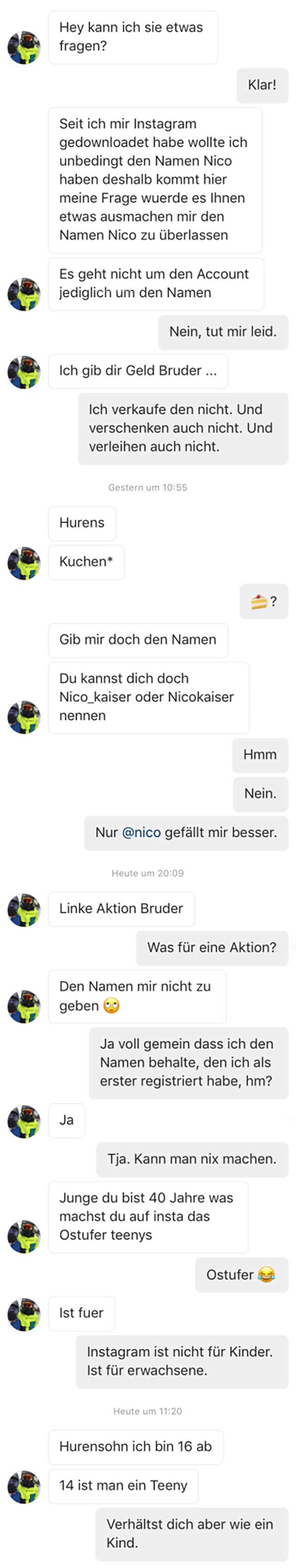 Instagrammer @Nico sammelt Anfragen zu seinem Benutzernamen can-i-have-your-instagram-name_08