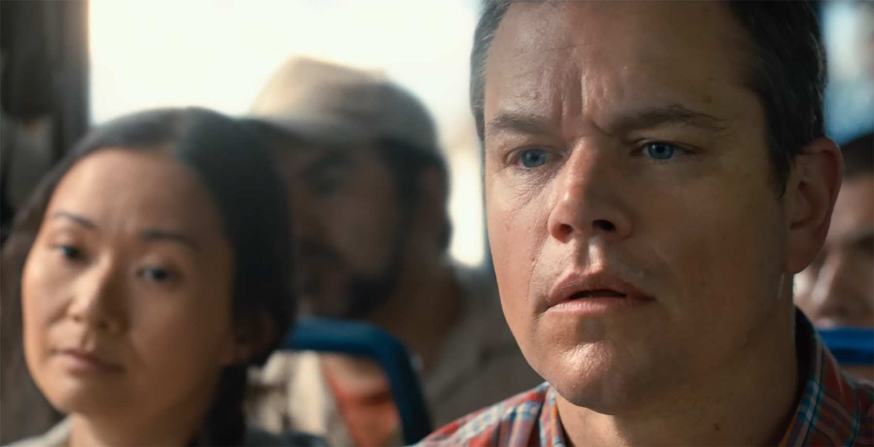 Downsizing mit Matt Damon, Christoph Waltz & Co.