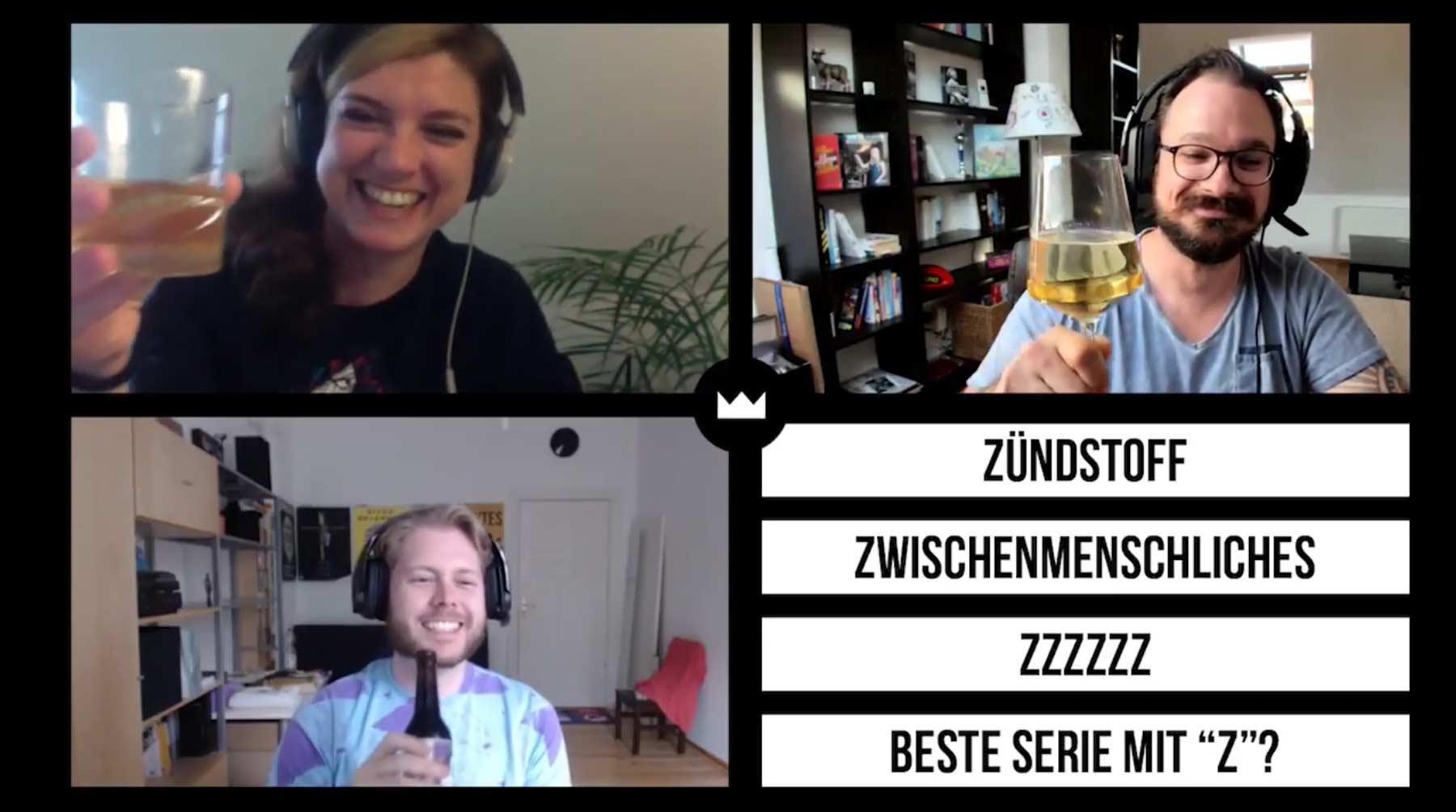 seriesly podcAZt – Ausgabe #Z