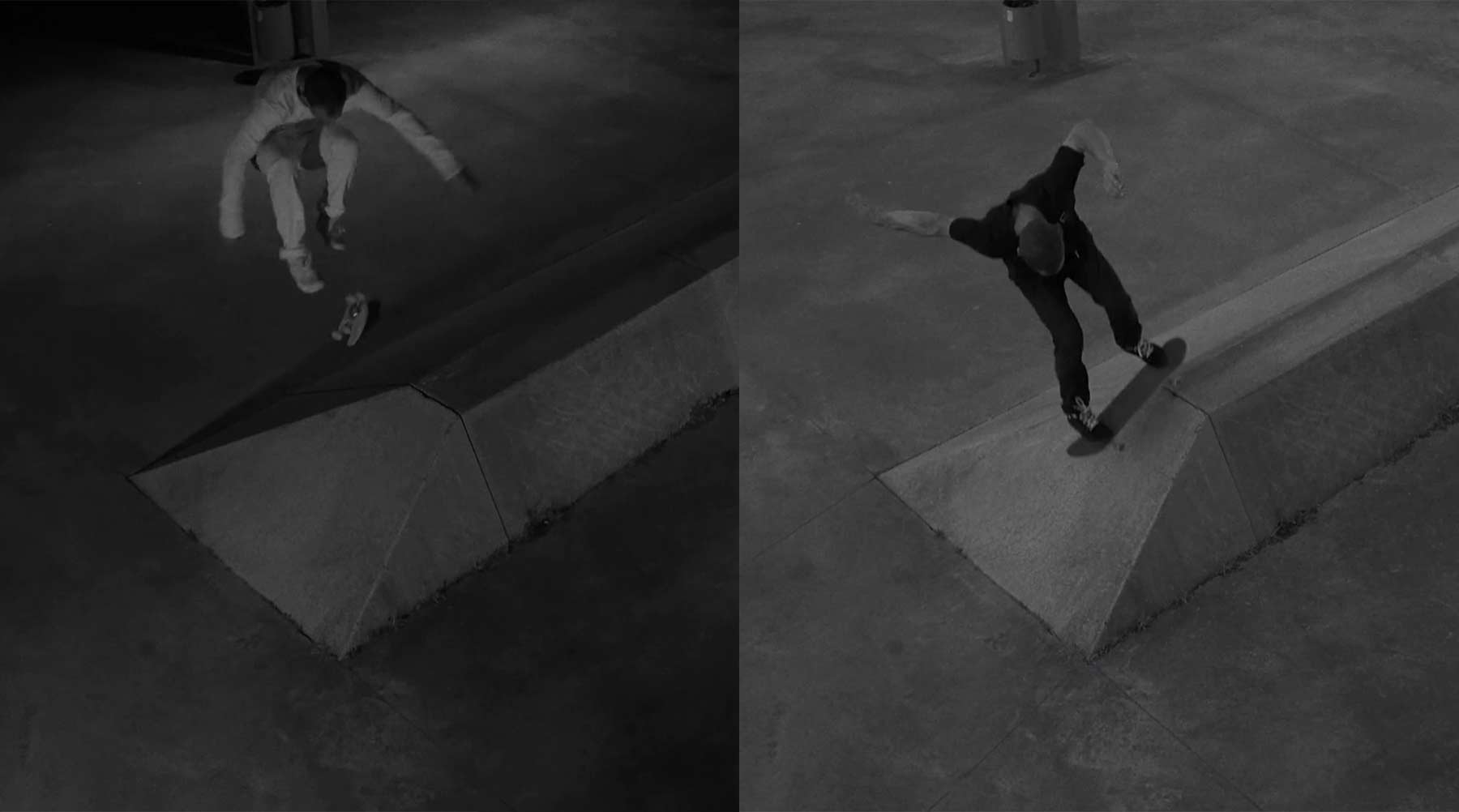Skateboarden im Tag-Nacht-Wechsel skateboard-on-off-nowness