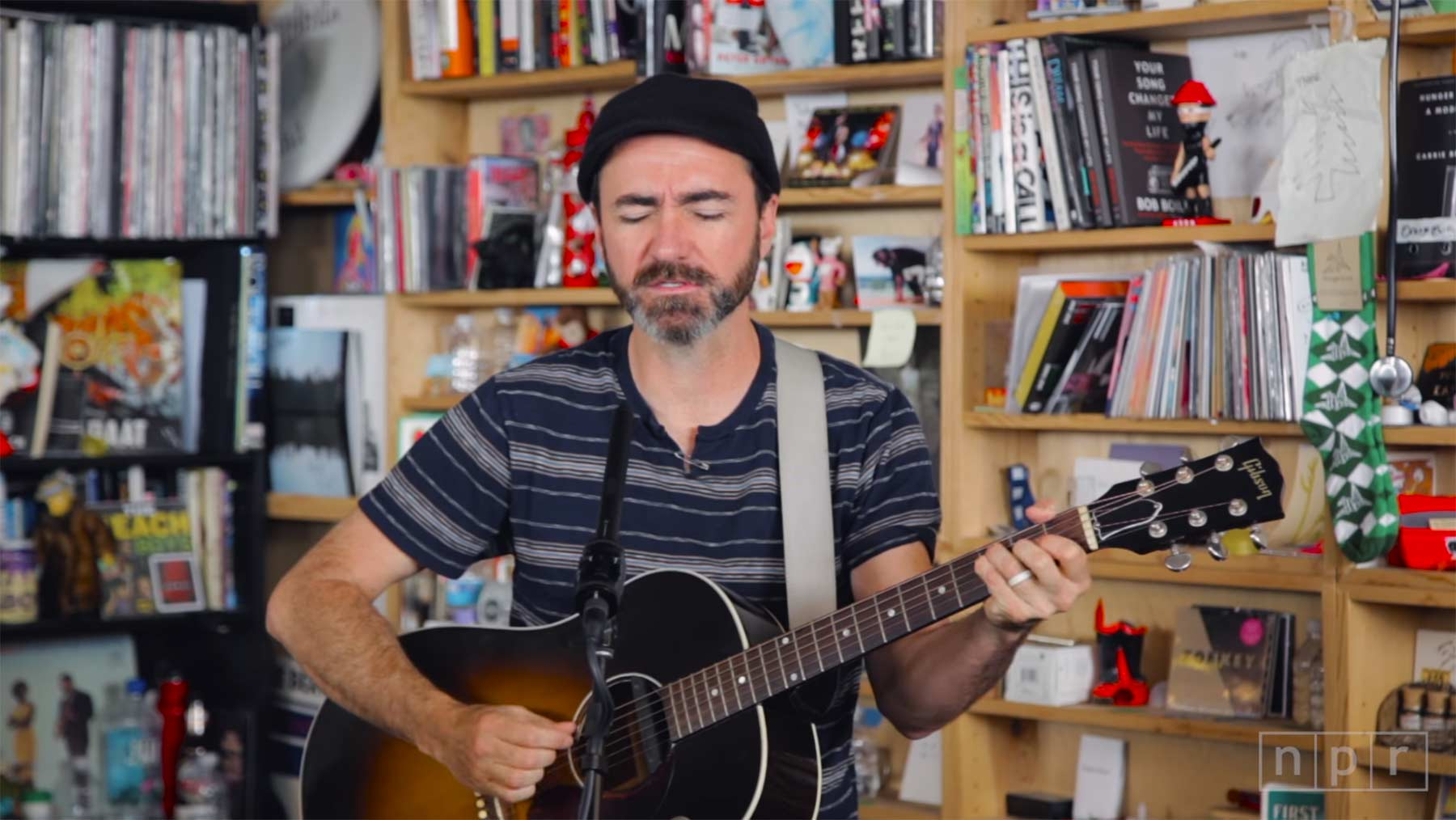 Tiny Desk Concert: The Shins