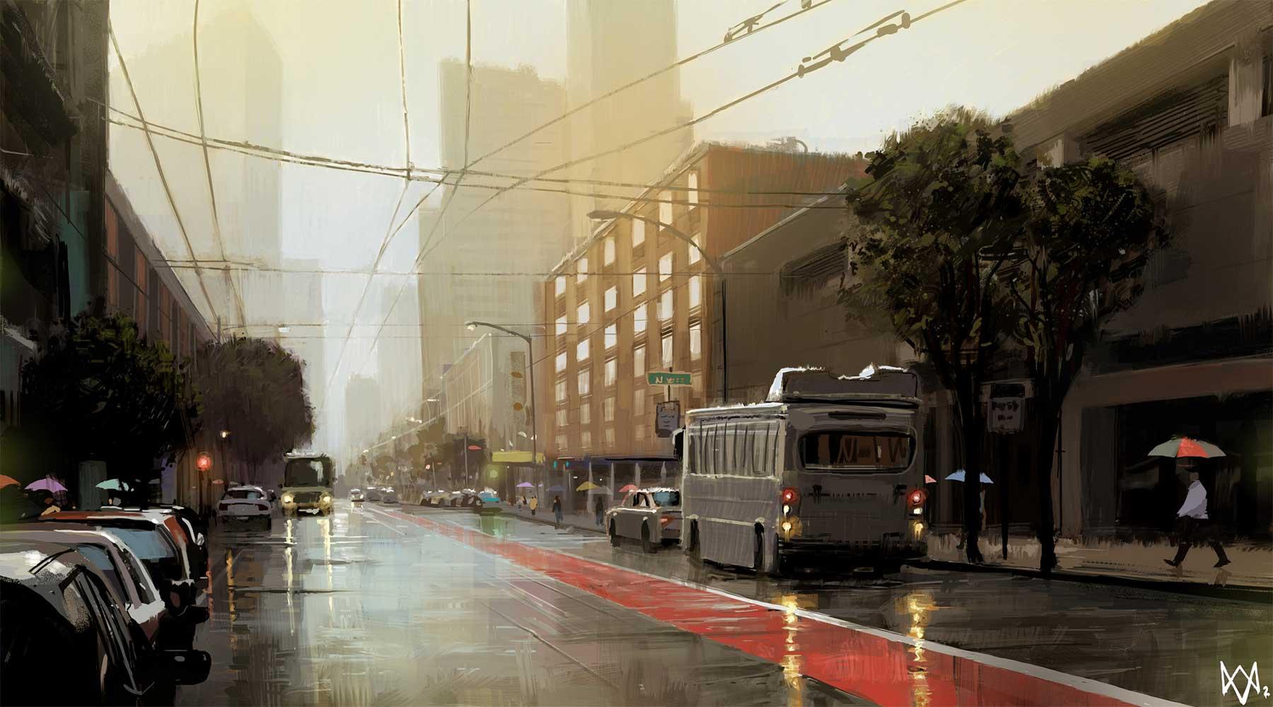 Digital Paintings: Felicien Nourry Felicien-Nourry_02