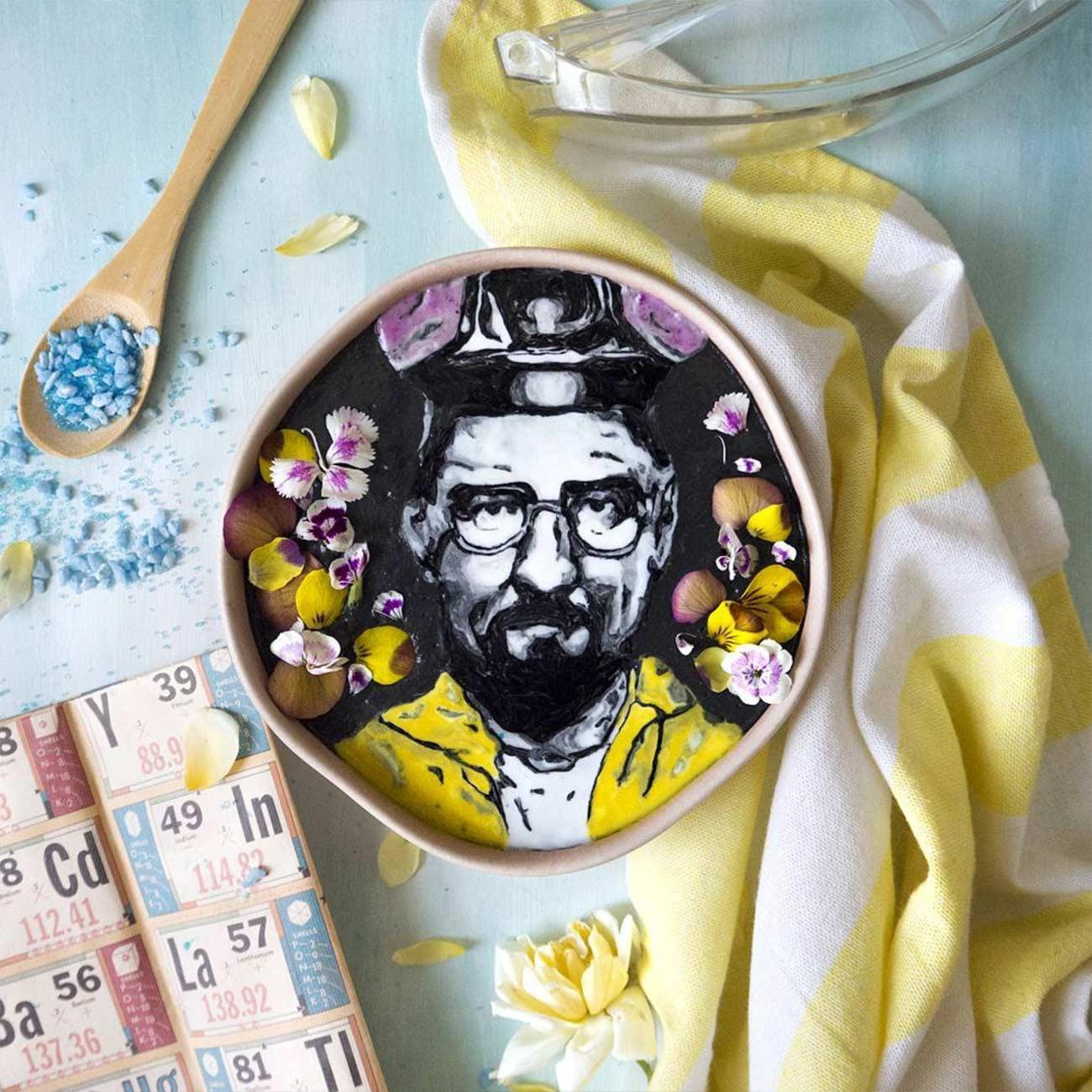 Künstlerische Smoothie Bowls Hazel-Zakariya_05