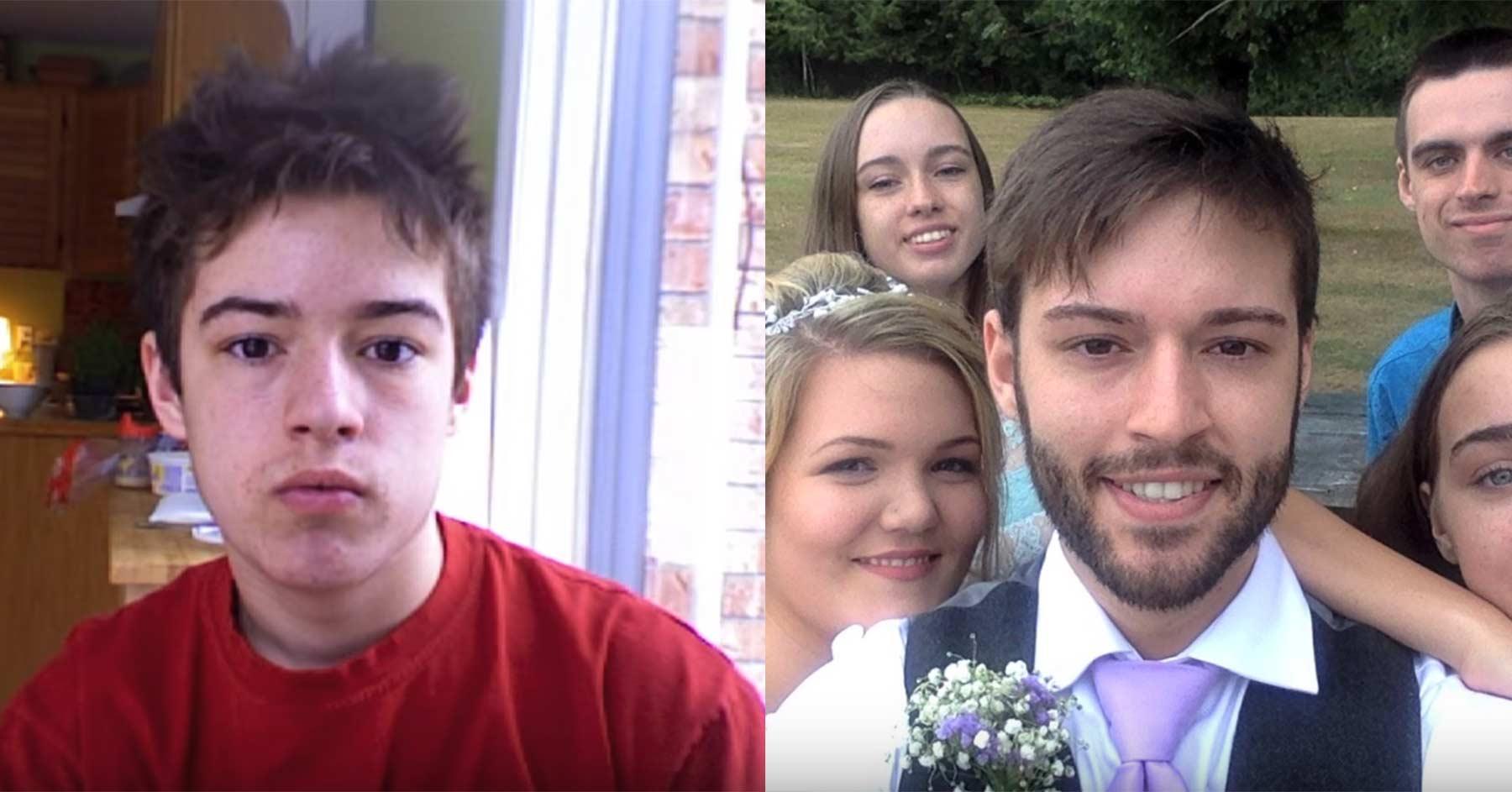 Ein Foto jeden Tag: von 12 bis Hochzeitstag