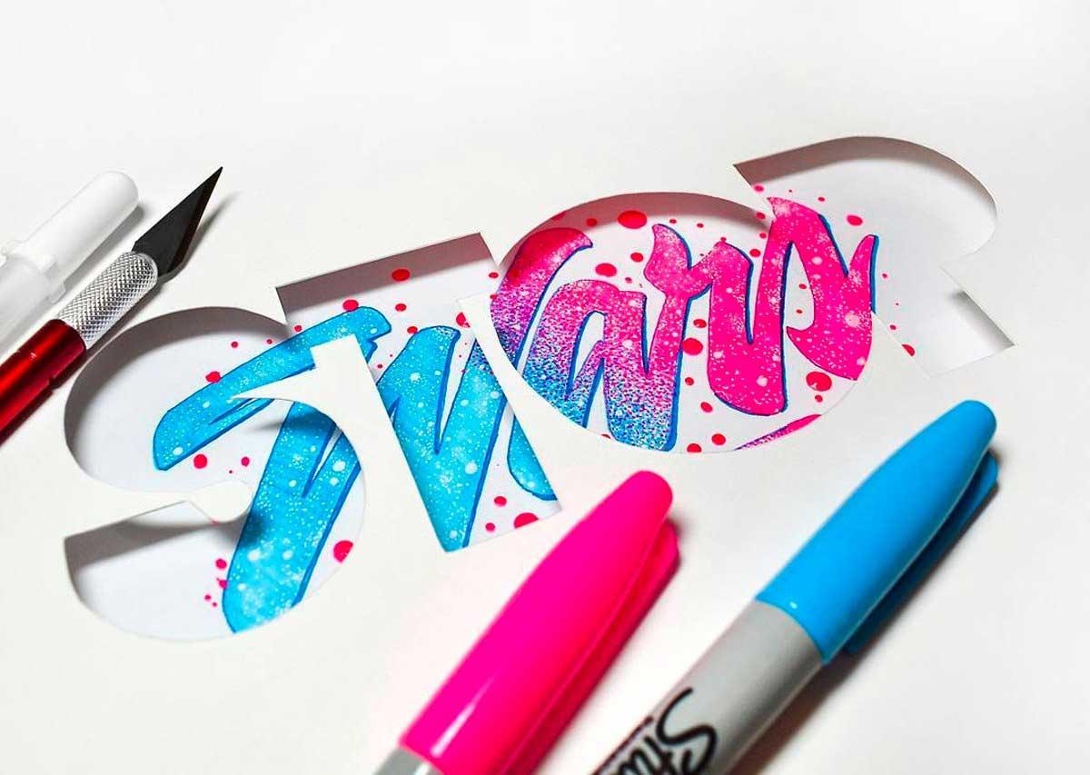 Cooles Lettering von Juantastico Juantastico-typografie_03