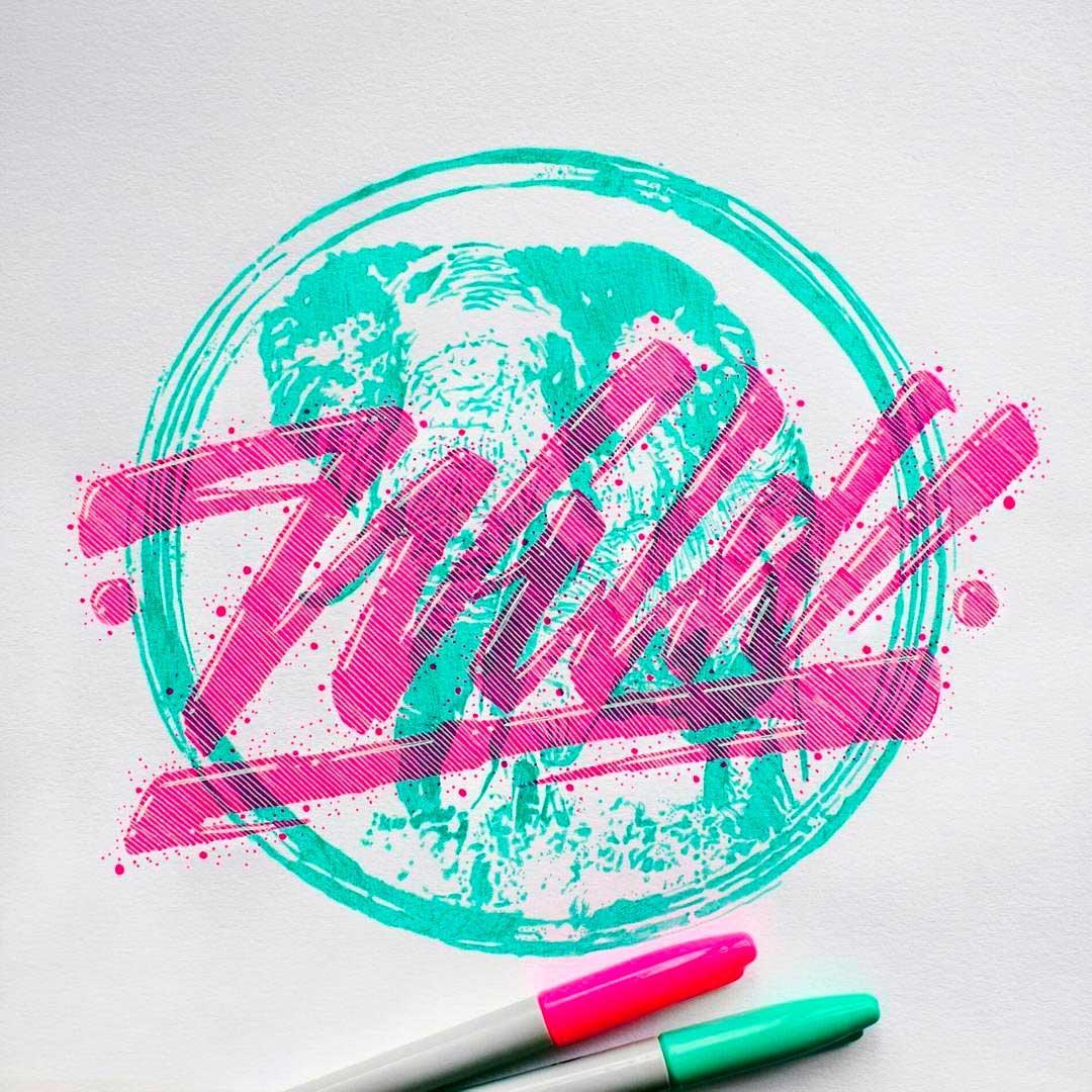 Cooles Lettering von Juantastico Juantastico-typografie_05