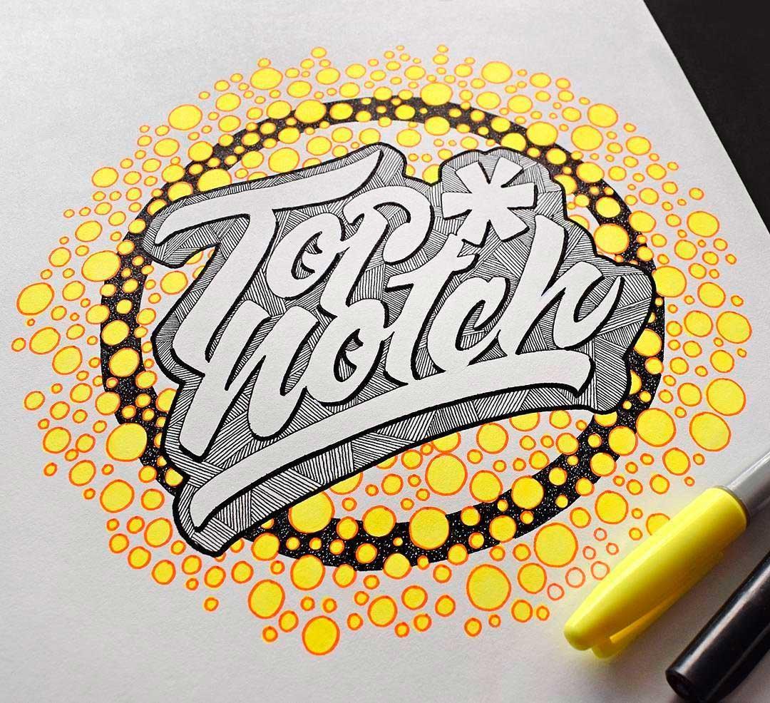 Cooles Lettering von Juantastico Juantastico-typografie_06