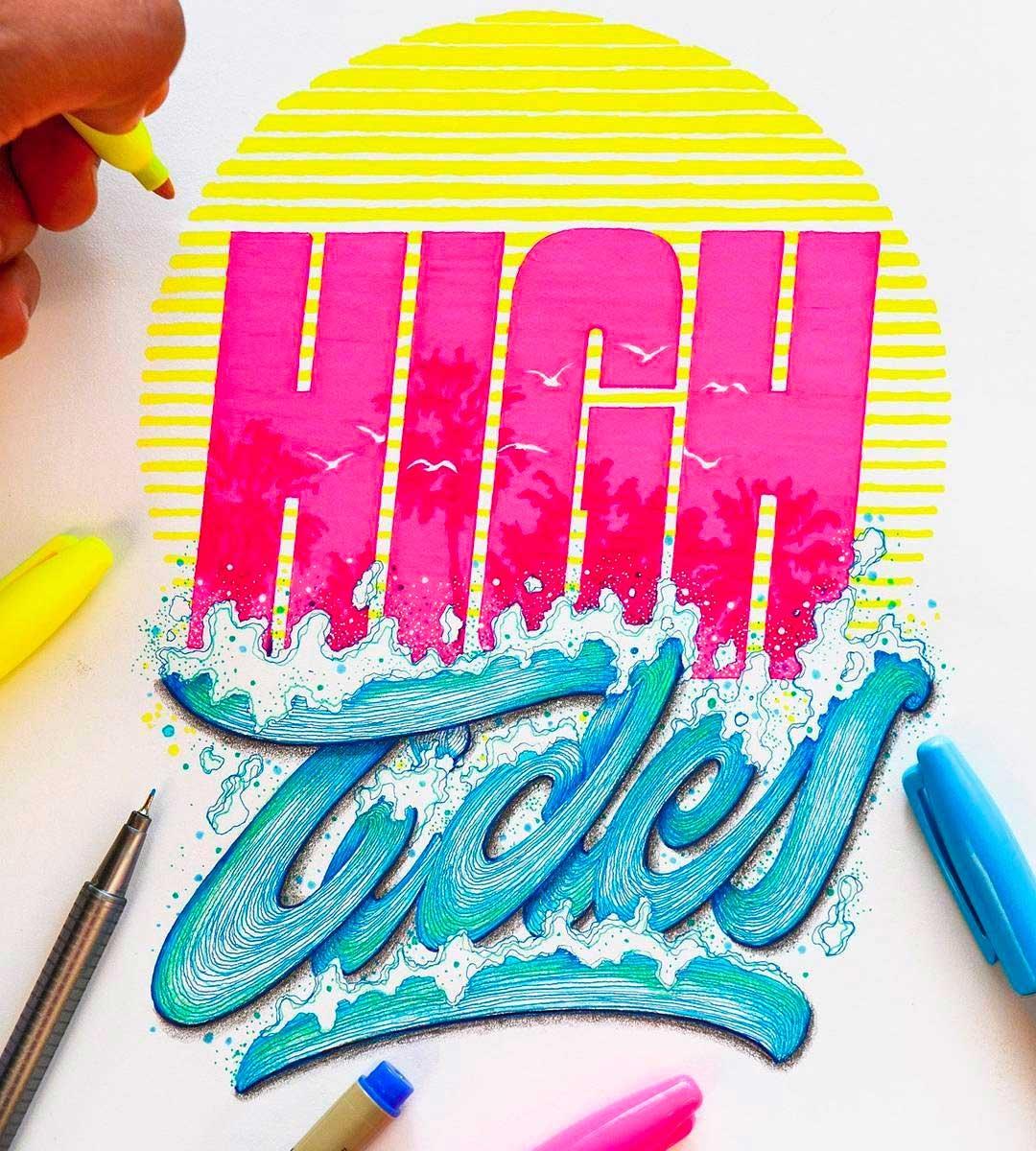 Cooles Lettering von Juantastico Juantastico-typografie_07