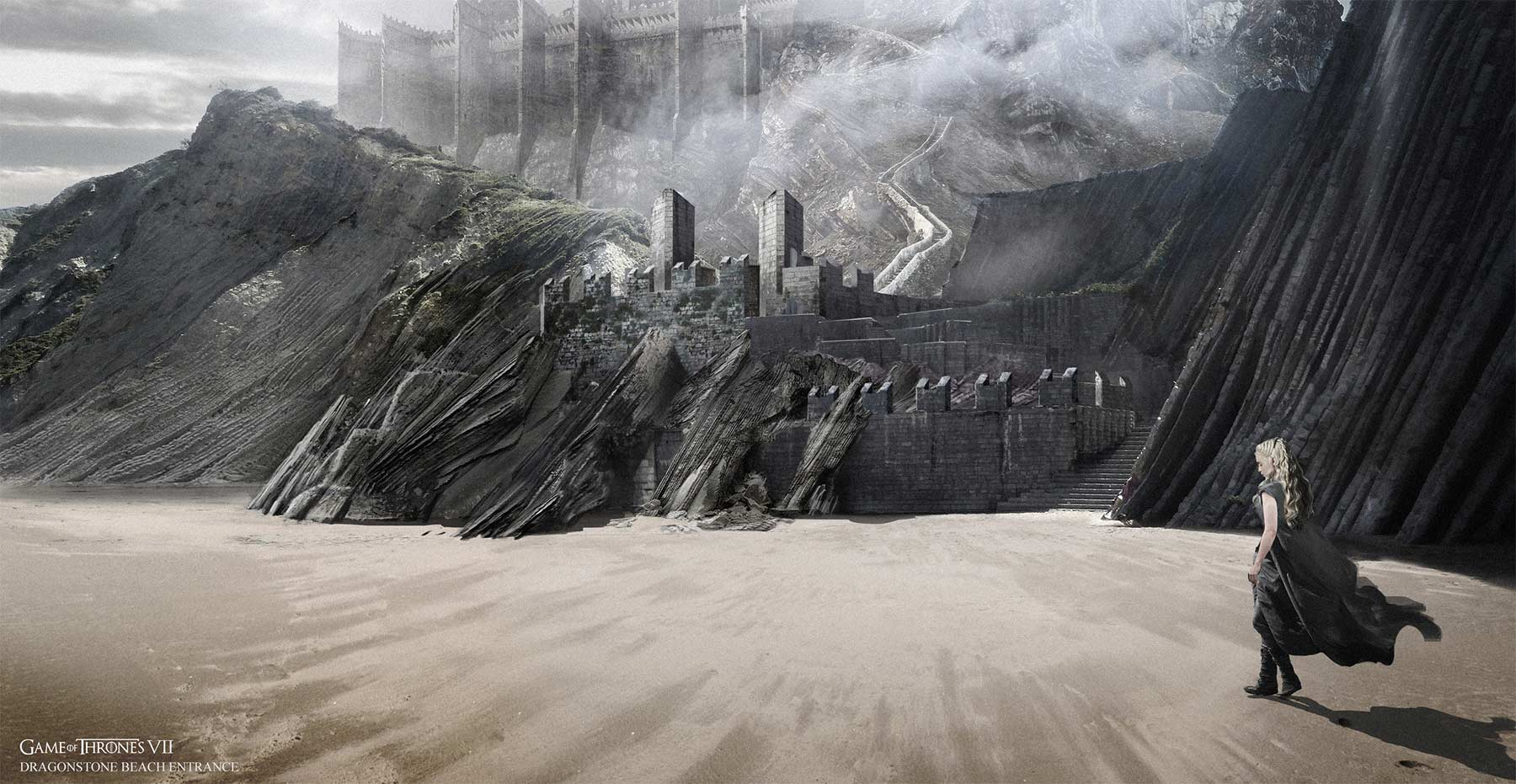 Game of Thrones Staffel 7 Concept Art Kieran-Belshaw-game-of-thrones-concept-art_02
