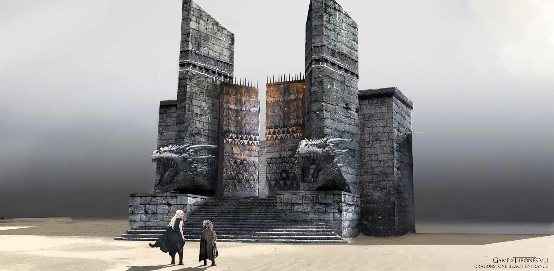 Game of Thrones Staffel 7 Concept Art Kieran-Belshaw-game-of-thrones-concept-art_03