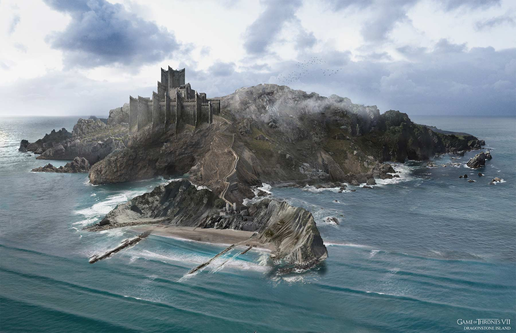 Game of Thrones Staffel 7 Concept Art Kieran-Belshaw-game-of-thrones-concept-art_05