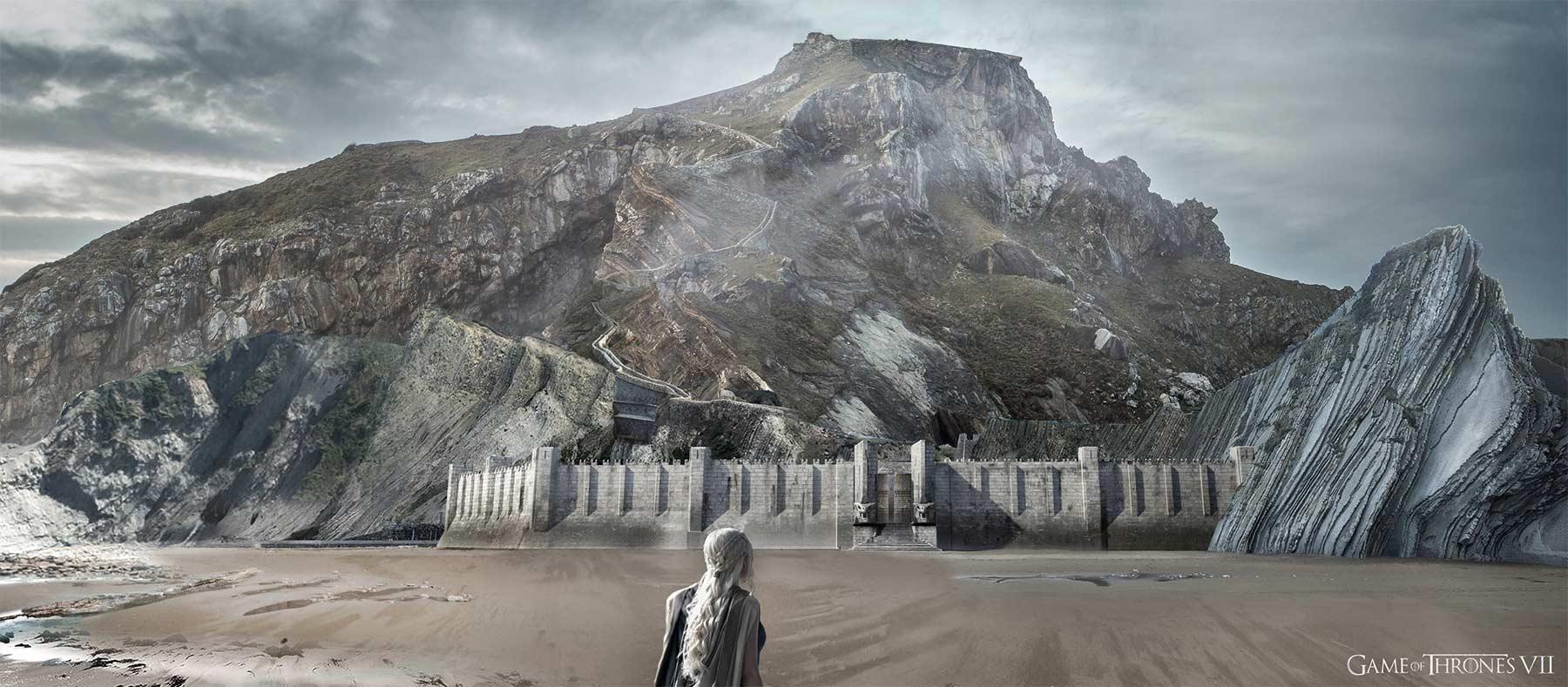 Game of Thrones Staffel 7 Concept Art Kieran-Belshaw-game-of-thrones-concept-art_06