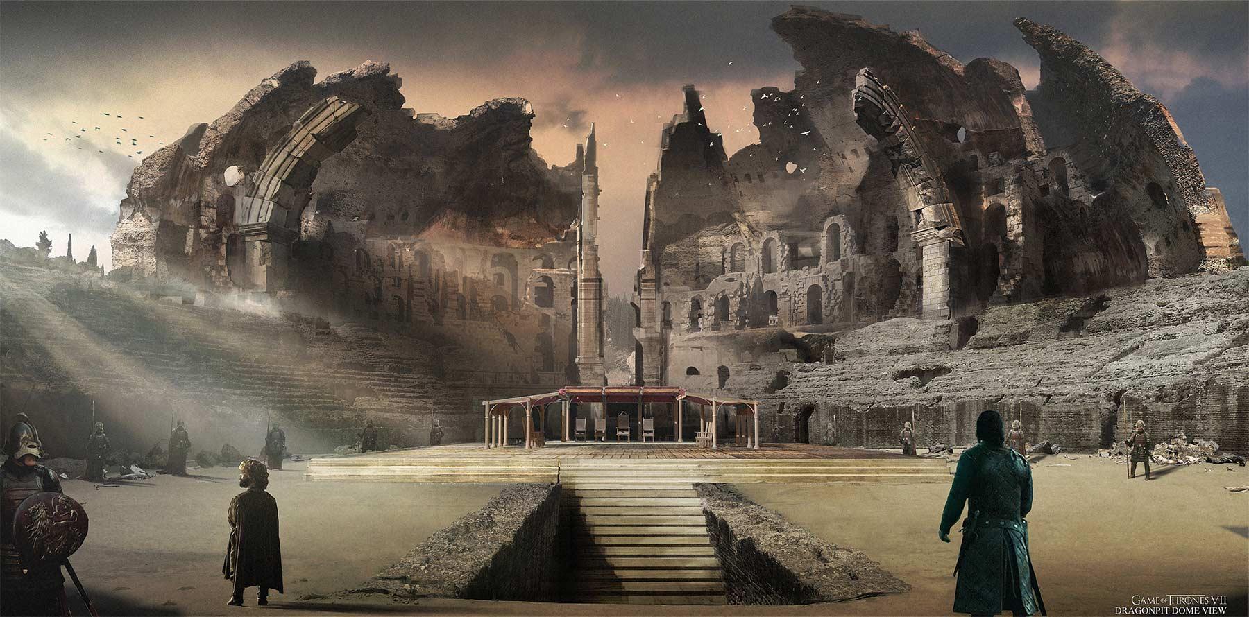 Game of Thrones Staffel 7 Concept Art Kieran-Belshaw-game-of-thrones-concept-art_08