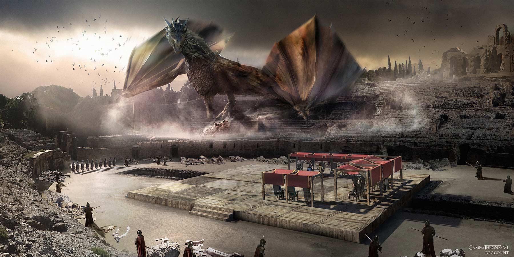 Game of Thrones Staffel 7 Concept Art Kieran-Belshaw-game-of-thrones-concept-art_10