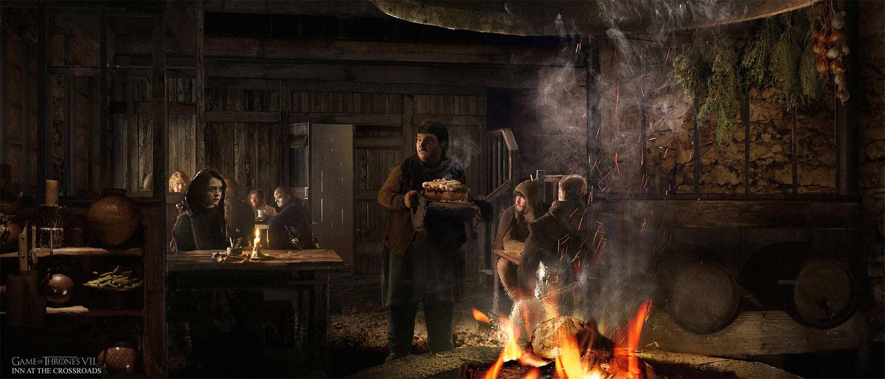Game of Thrones Staffel 7 Concept Art Kieran-Belshaw-game-of-thrones-concept-art_12