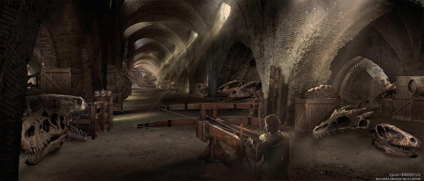 Game of Thrones Staffel 7 Concept Art Kieran-Belshaw-game-of-thrones-concept-art_14