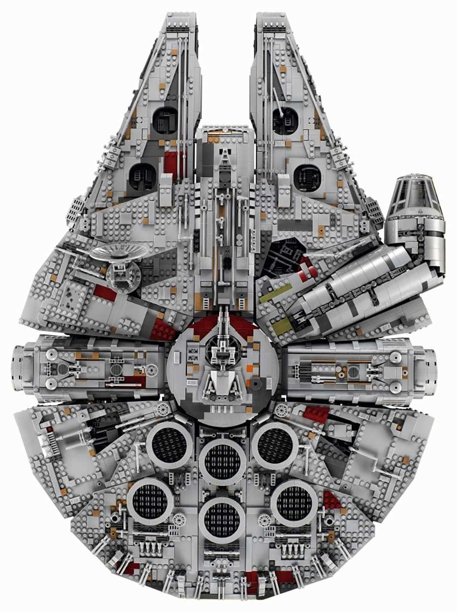 Dieser neue LEGO-Millennium Falcon kommt mit 7.541 Steinen LEGO-Millennium-Falcon-neu_03