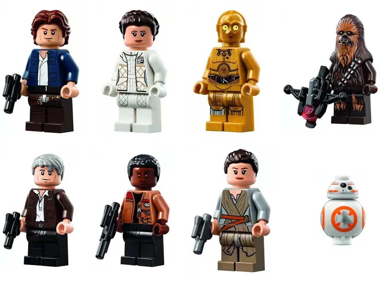 Dieser neue LEGO-Millennium Falcon kommt mit 7.541 Steinen LEGO-Millennium-Falcon-neu_04