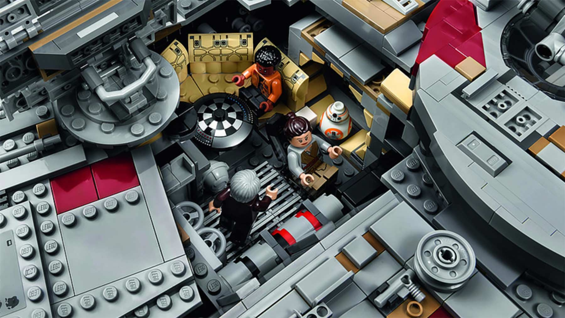 Dieser neue LEGO-Millennium Falcon kommt mit 7.541 Steinen LEGO-Millennium-Falcon-neu_05