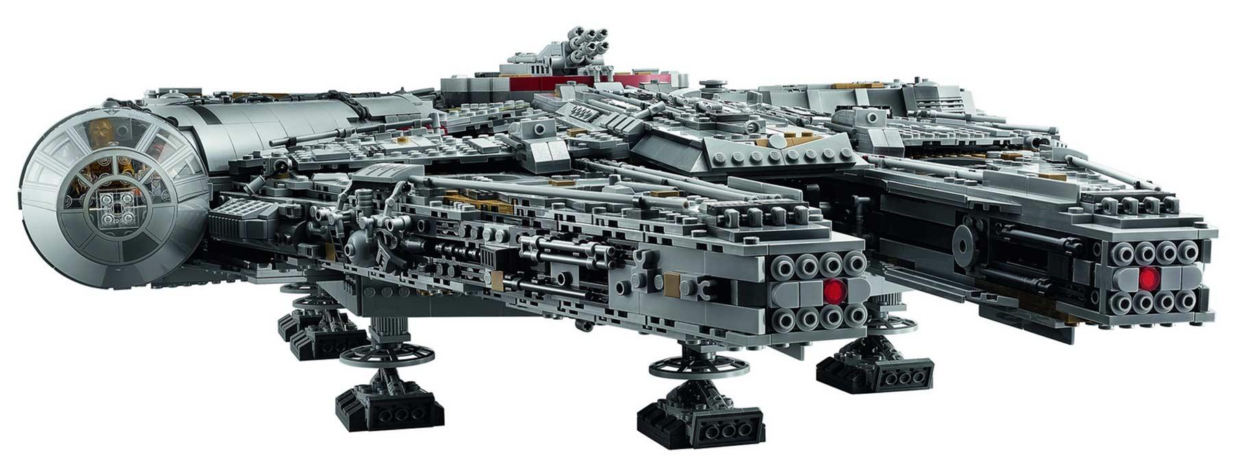Dieser neue LEGO-Millennium Falcon kommt mit 7.541 Steinen LEGO-Millennium-Falcon-neu_08
