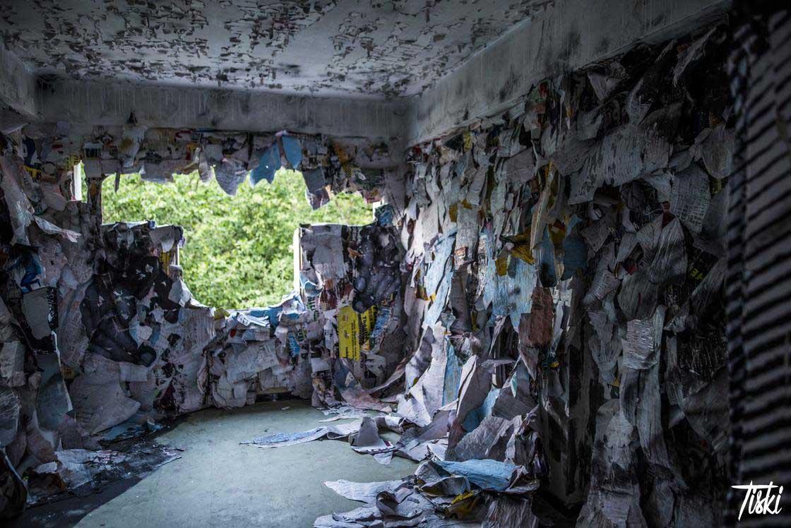 100 Street Artists haben dieses Schloss verschönert LaBel-Valette-Festival_09