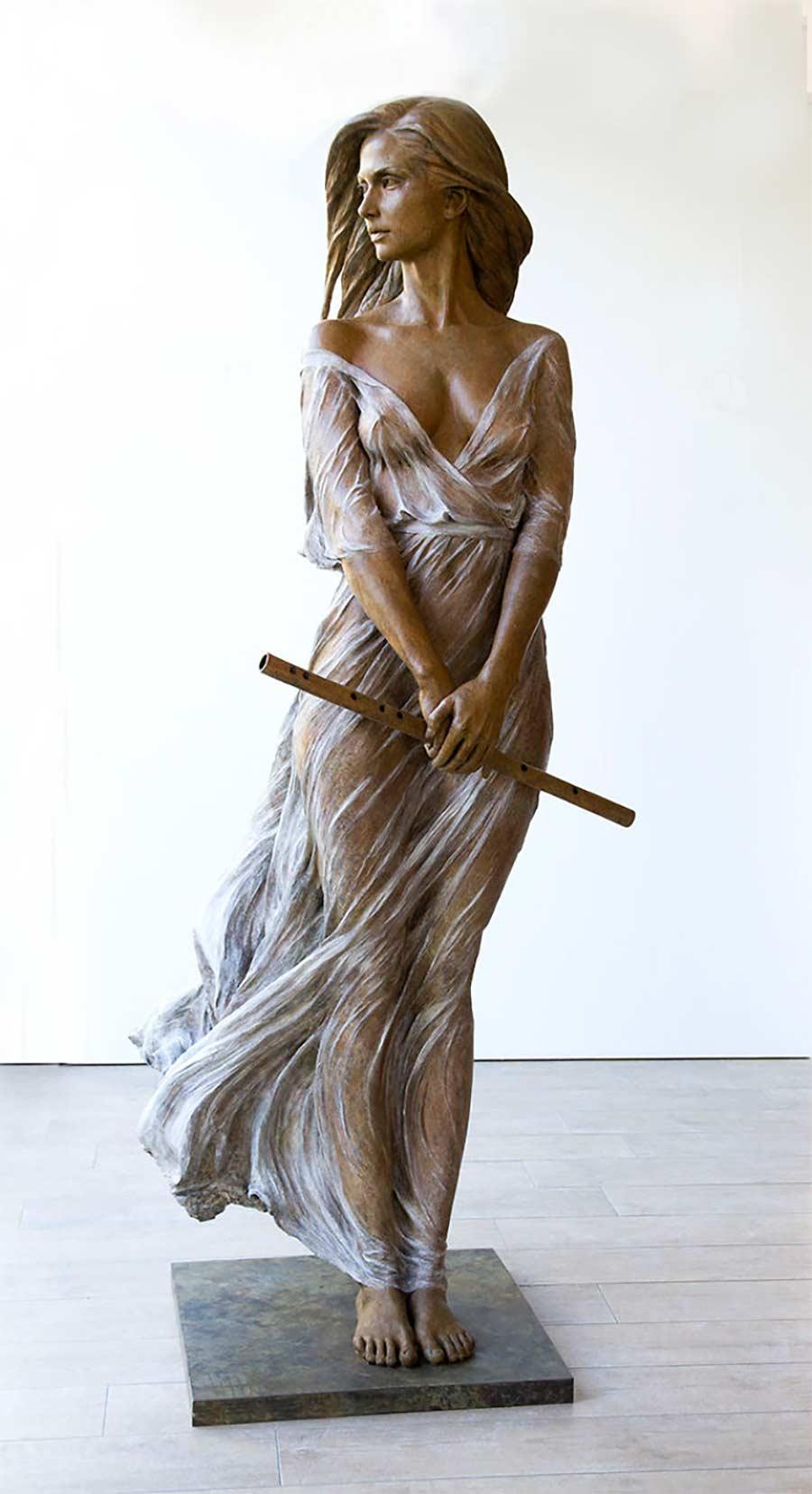 Fließend-weiche Skulpturen von Luo Li Rong Luo-Li-Rong_03