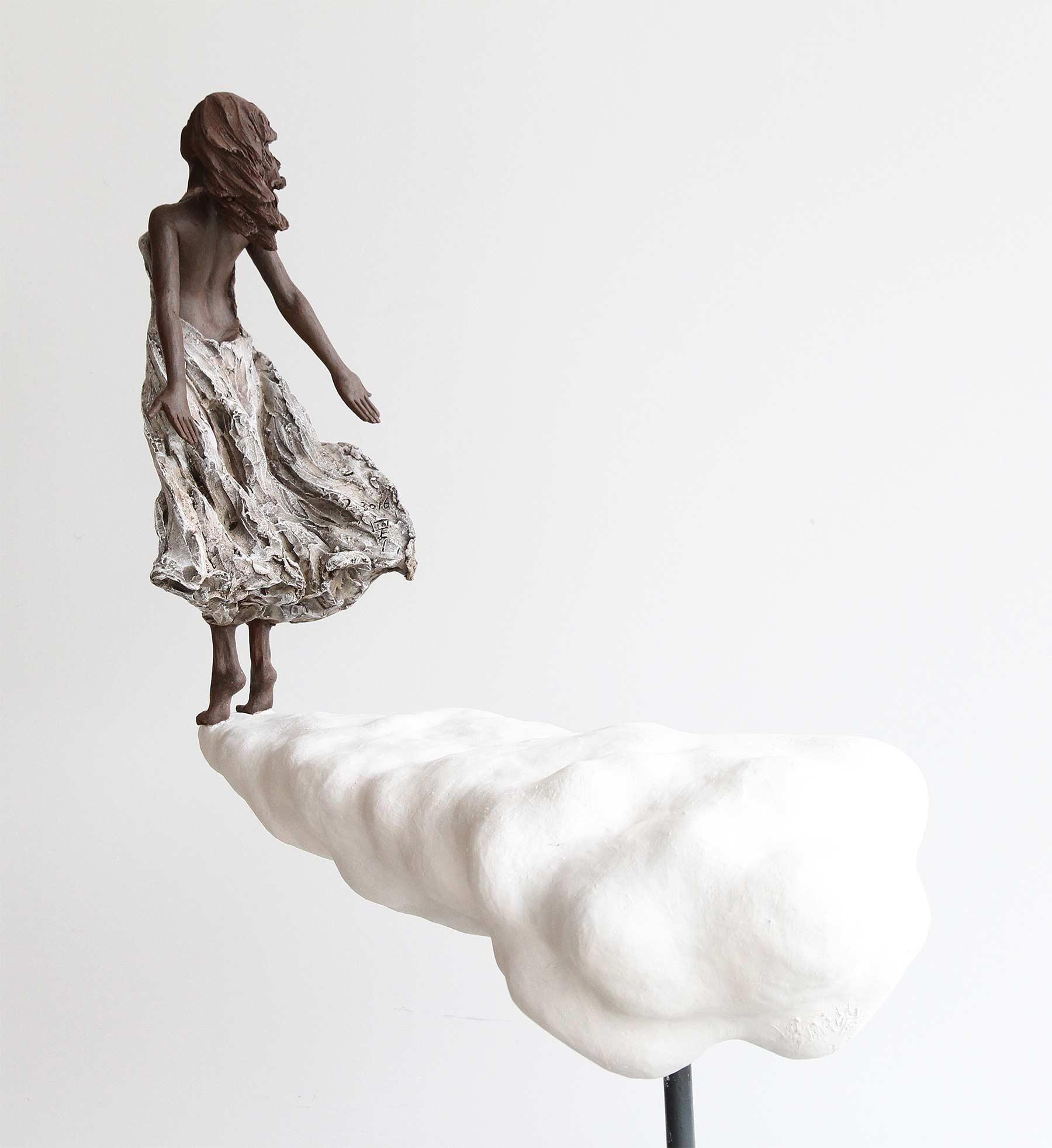 Fließend-weiche Skulpturen von Luo Li Rong Luo-Li-Rong_10