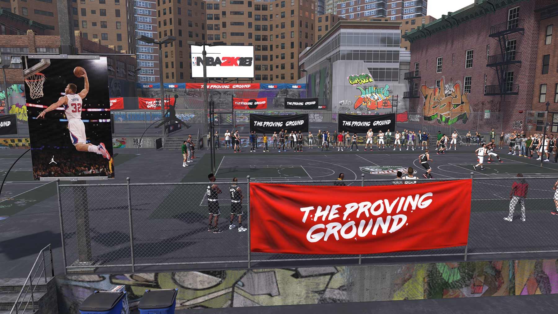 NBA 2K18 lässt euch in GTA-Stil die Nachbarschaft erspielen