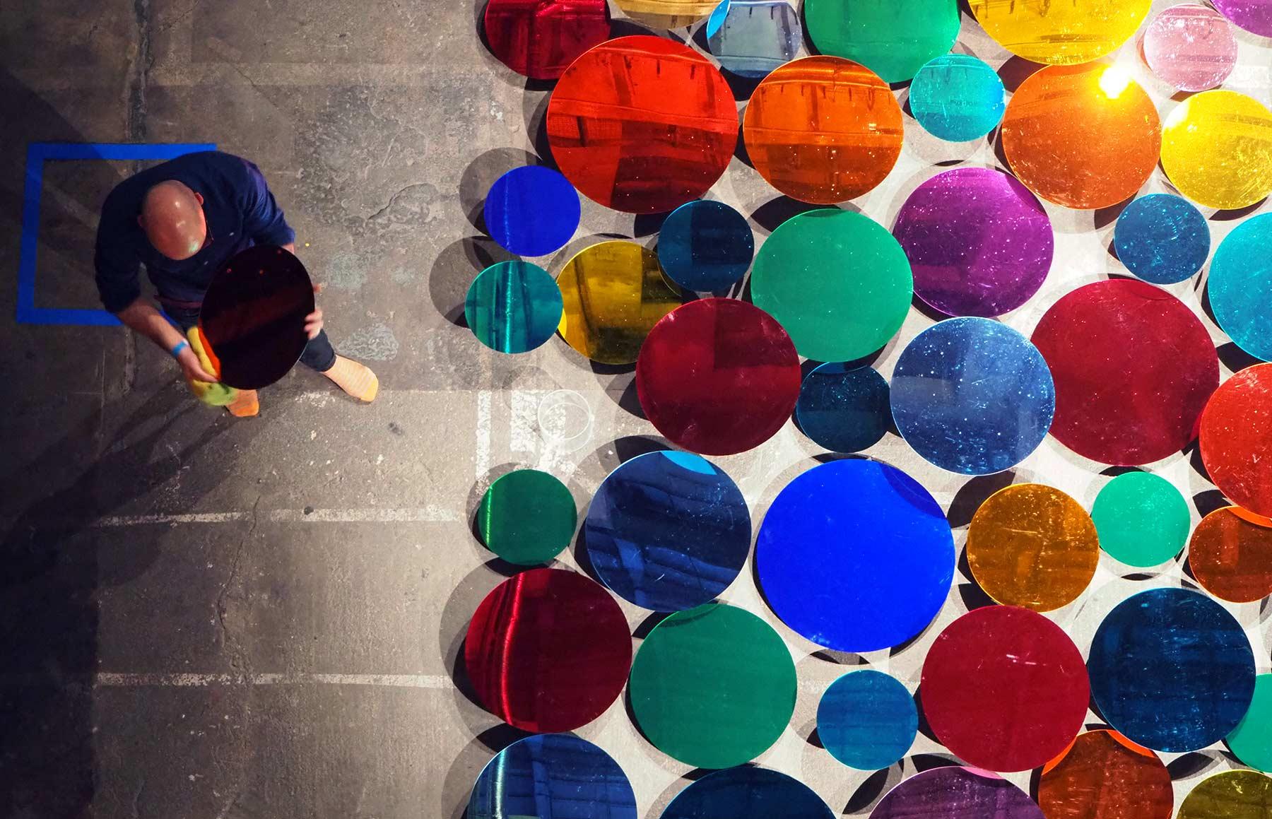 Der OLYMPUS PERSPECTIVE PLAYGROUND in Berlin ist eröffnet! Olympus-Perspective-Playground-Berlin-2017_02