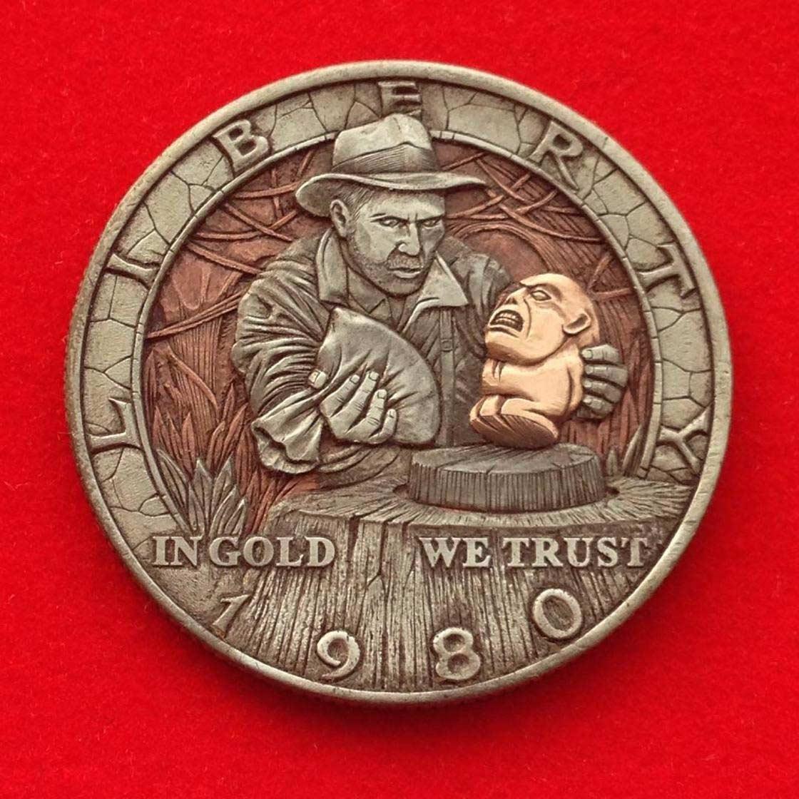 Wenn Münzen zu Popkultur-Skulpturen werden Roman-Booteen-hobo-nickel_05