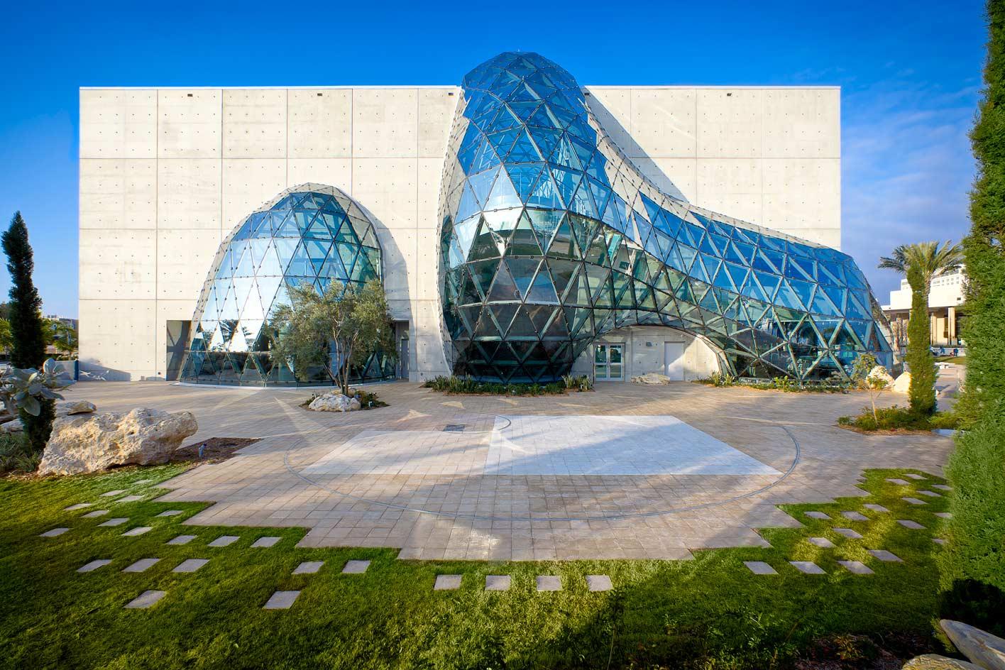 Das neue Salvador Dalí Museum in St. Petersburg