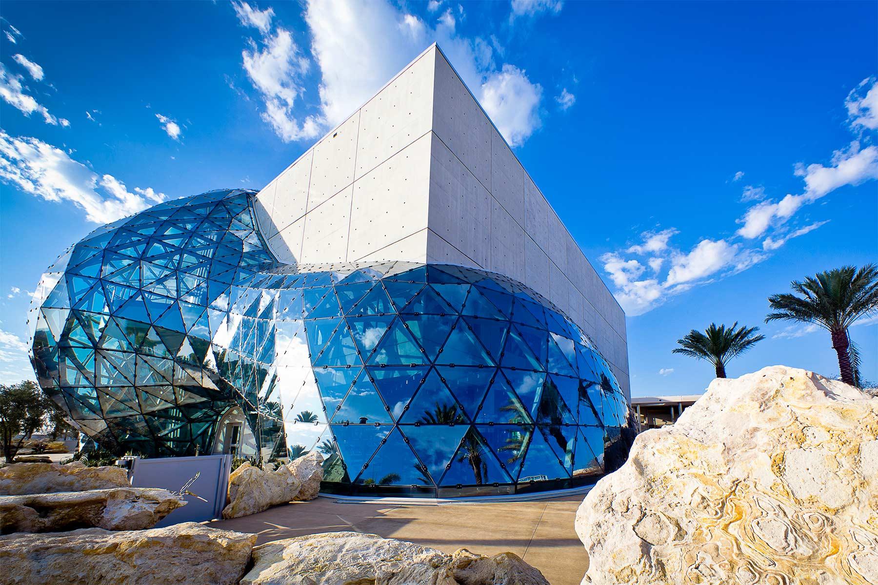Das neue Salvador Dalí Museum in St. Petersburg Salvador-Dali-Museum_05