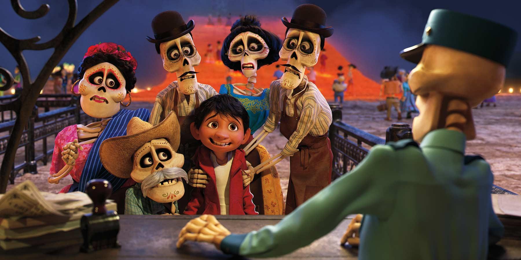 """Trailer zum neuen Disney Pixar-Film """"COCO"""""""