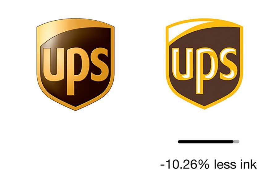 Reduzierte Markenlogos zur Einsparung von Druckertinte ecobranding-logos_08