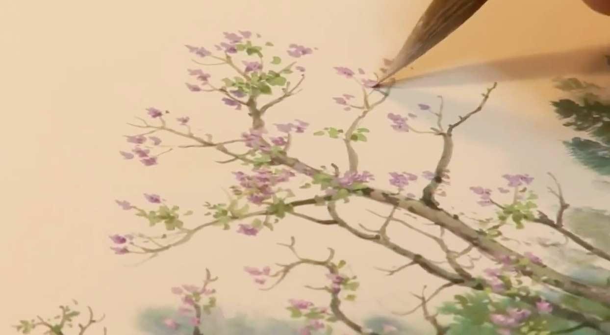 Einem Ghibli-Künstler über die Schulter geschaut