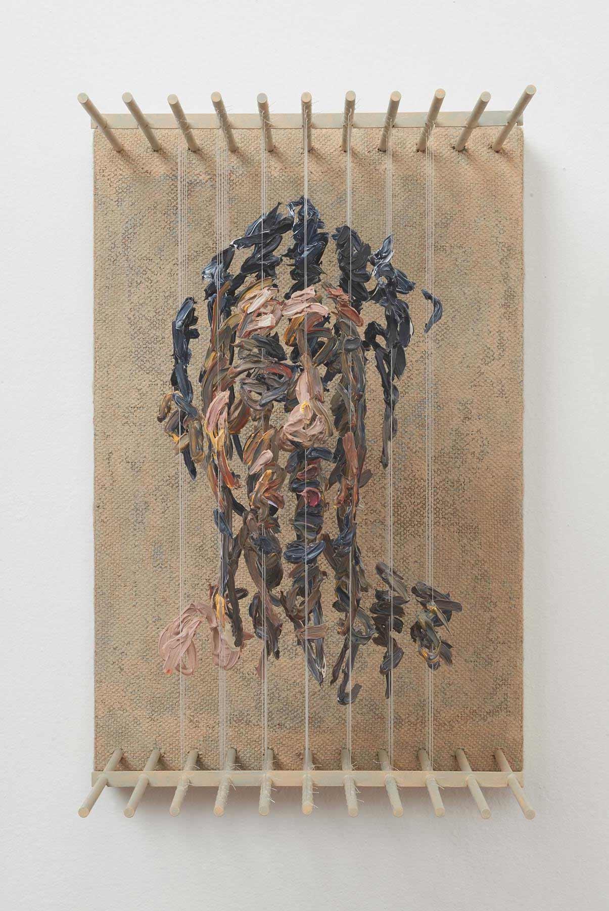 3D-Portraits aus abgehangenen Pinselstrichen 3D-portraits-Chris-Dorosz_02