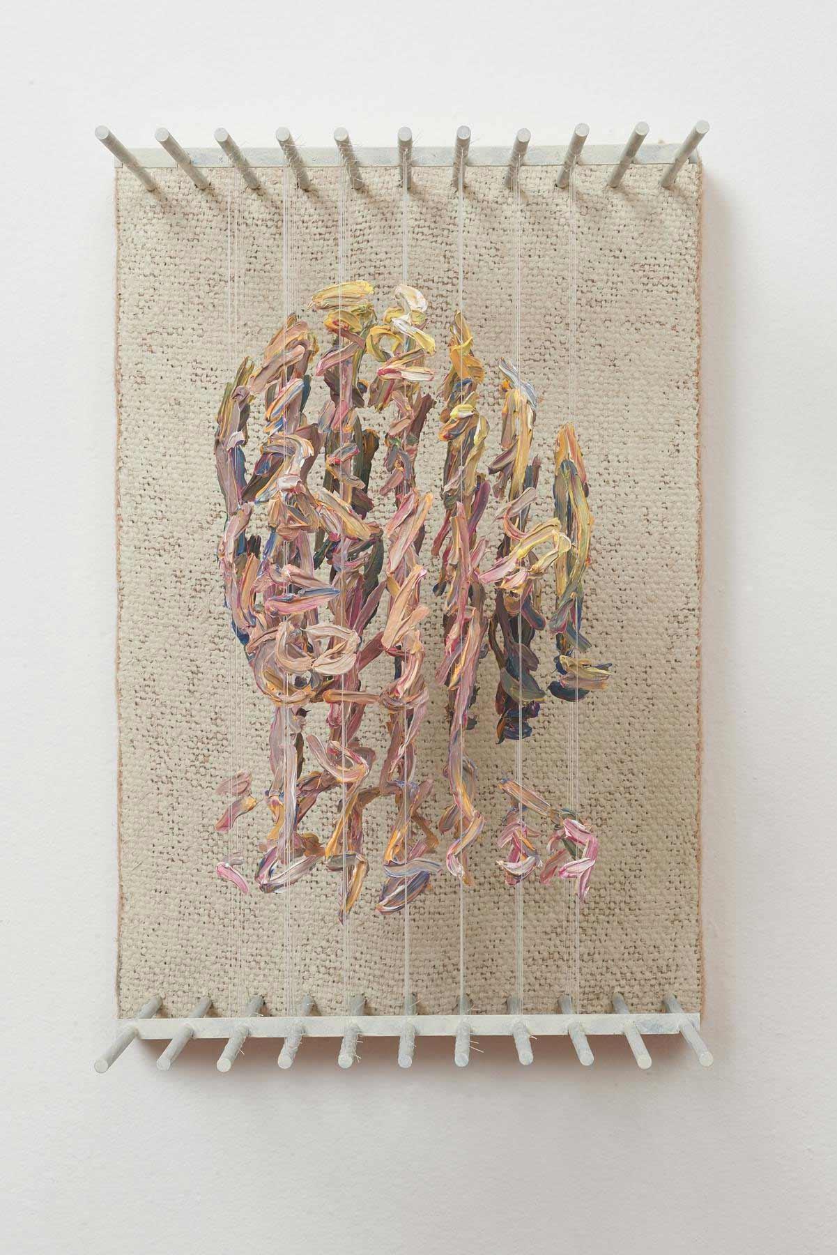 3D-Portraits aus abgehangenen Pinselstrichen 3D-portraits-Chris-Dorosz_04