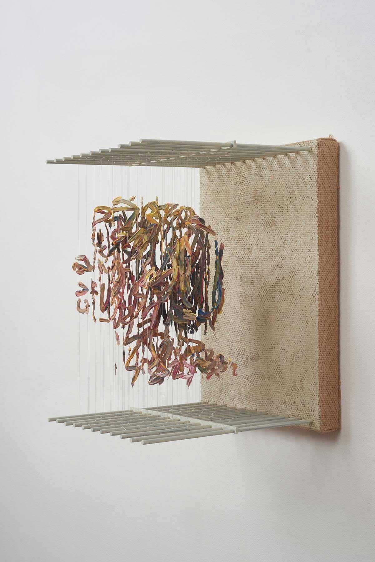 3D-Portraits aus abgehangenen Pinselstrichen 3D-portraits-Chris-Dorosz_05