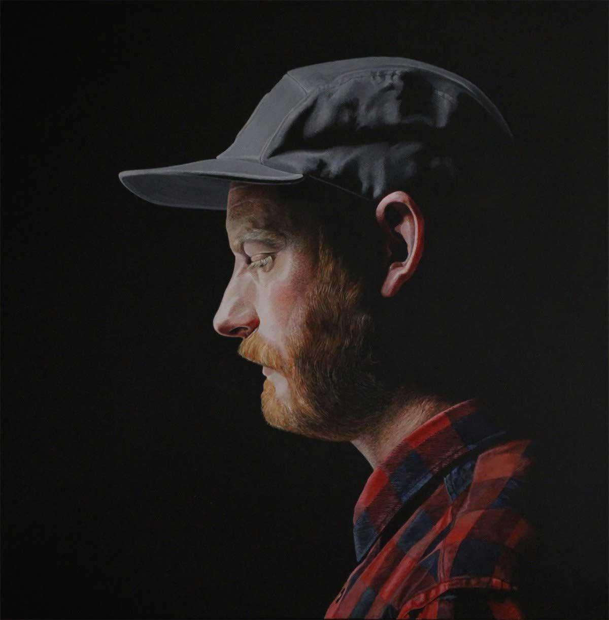 Realistisch gemalte Portraits von Alan Coulson Alan-Coulson_02