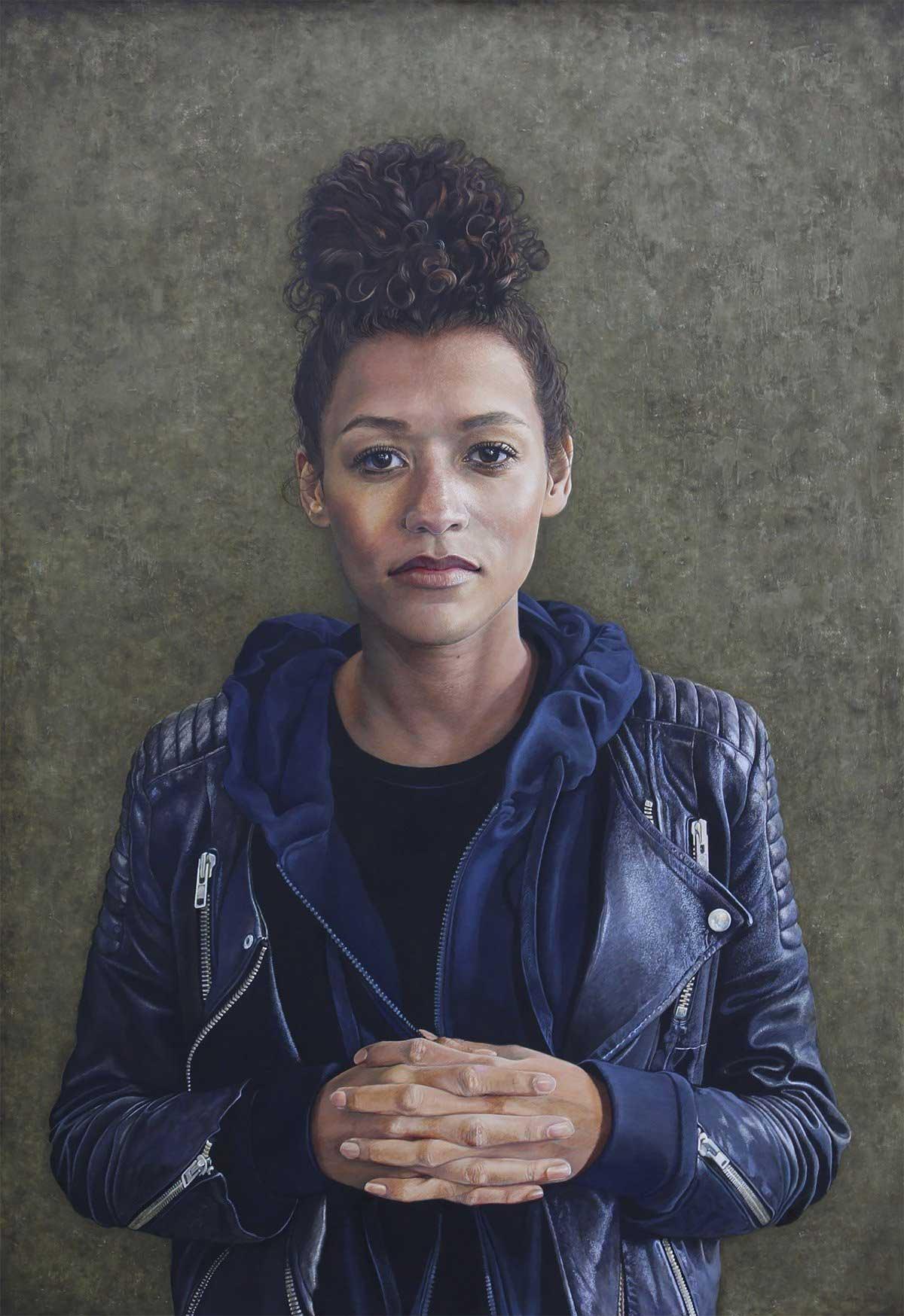 Realistisch gemalte Portraits von Alan Coulson Alan-Coulson_03