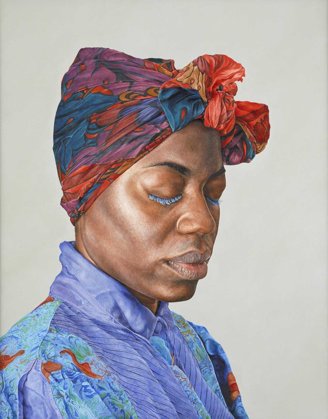 Realistisch gemalte Portraits von Alan Coulson Alan-Coulson_06