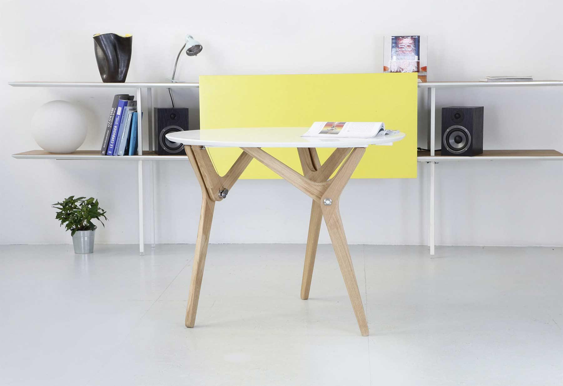Im Handumdrehen vom Couch- zum Esstisch Archimede-tisch_03