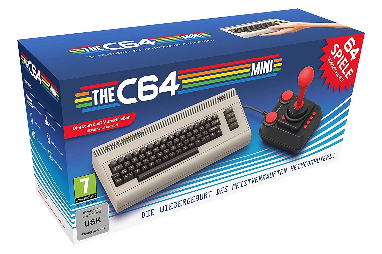 C64 Mini geplant C64-mini_01