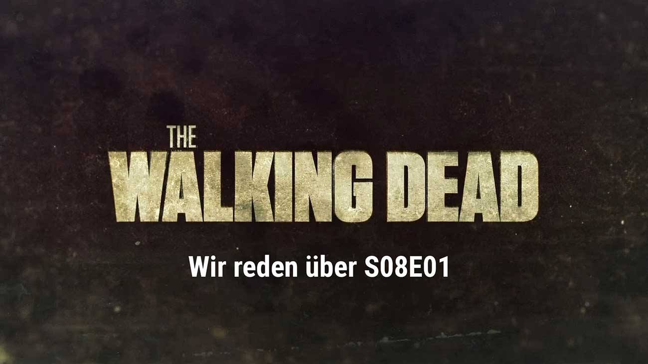 "Podcast zur 100. Folge ""The Walking Dead"""
