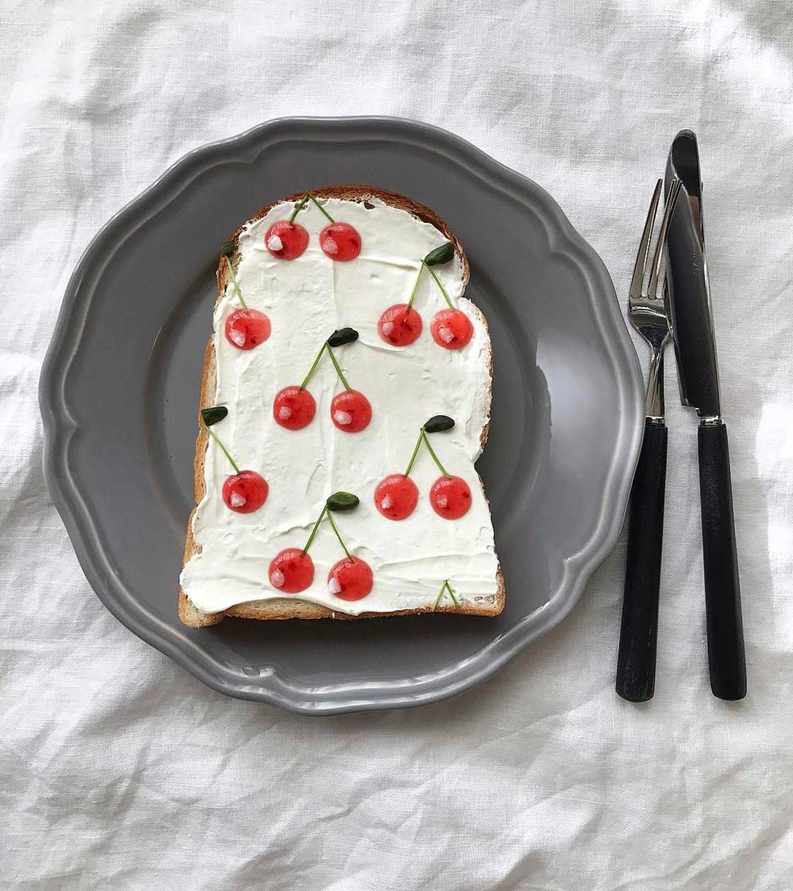 Trend aus Japan: Gemusterte Toastscheiben Eiko-Mori-Toast-art-foodporn_02