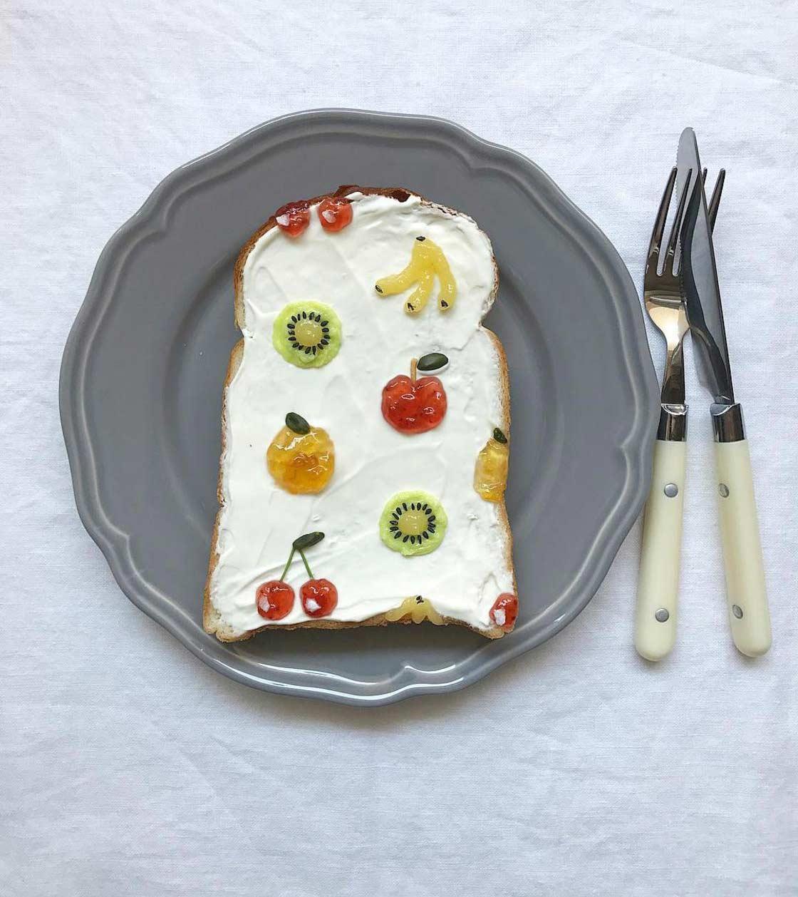 Trend aus Japan: Gemusterte Toastscheiben Eiko-Mori-Toast-art-foodporn_08